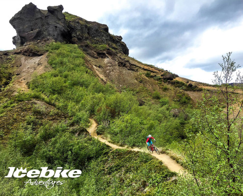 natural singletrack best iceland