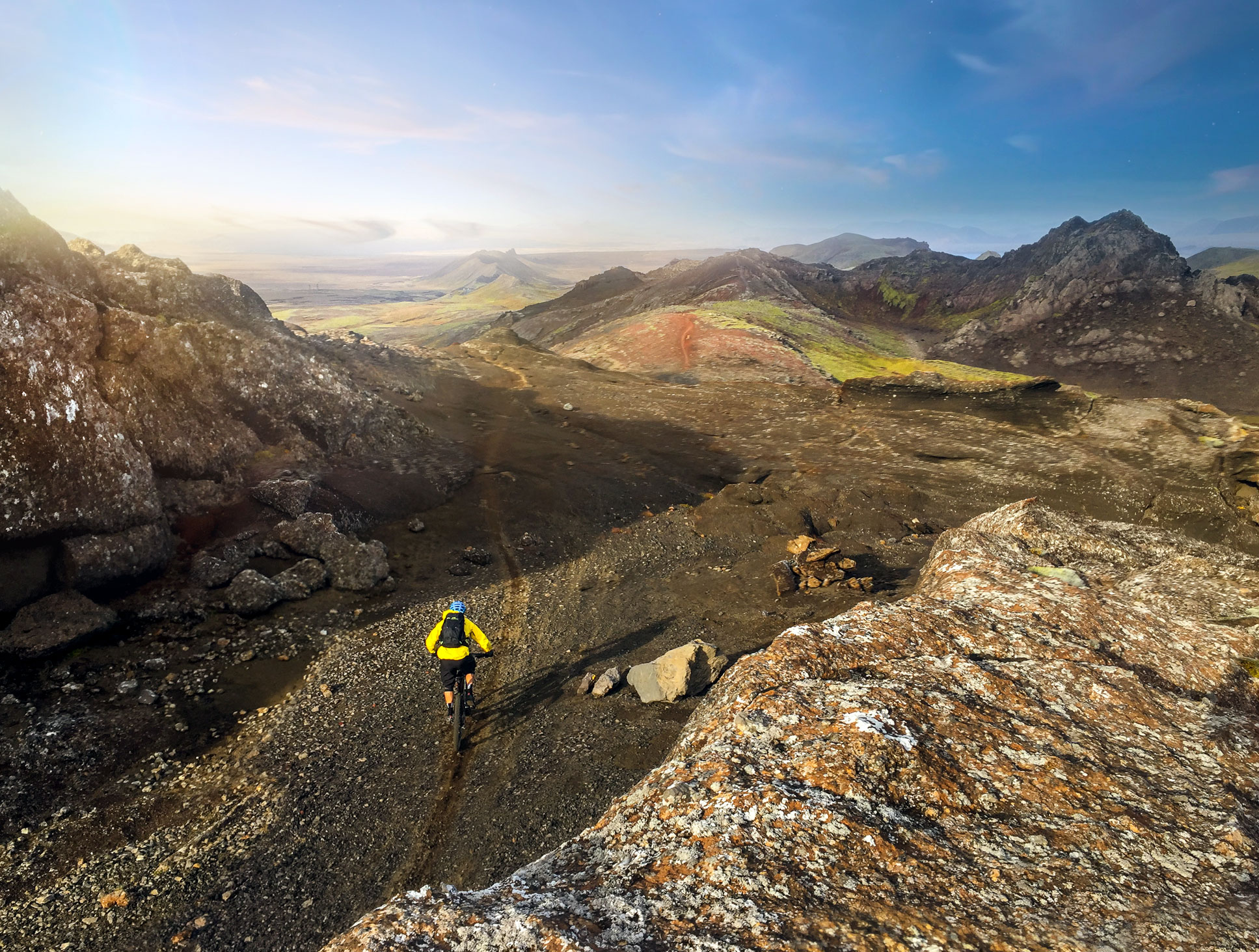 mountain biking in iceland geoff gul
